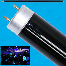 2x 20 W T8 UV 600mm 2 pi ultraviolet blacklight tube bande de lumière DJ Disco blb Lampe