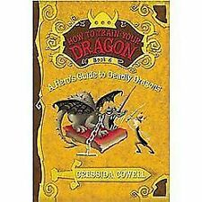 How to Train Your Dragon Book 6: A Hero's Guide to Deadly Dragons (How to Train