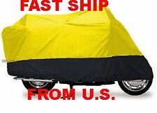 Suzuki V-Strom Touring NEW Motorcycle Cover with Air Vents C  -  XL 5