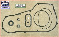 Primary Cover Gasket Kit all Foamet 1989-1998 Softail Dyna Harley ref. 60539-89