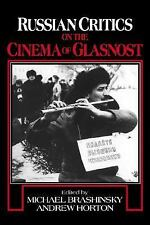 Russian Critics on the Cinema of Glasnost (Cambridge Studies in Film)-ExLibrary