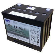 Exide GF Ensoleillement Batterie au GEL Traction Dryfit Bloque GF 12 63 Y O 12V