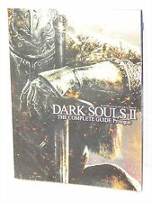 DARK SOULS II 2 Complete Guide Prologue PS4 Book Ltd *