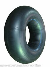 2 x Lawn Mower Tyre Tube 15 X 600 X 6 Bent Valve, Greenfield, Rover, Victa