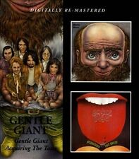 Gentle Giant/Acquiring the Taste [Remastered] by Gentle Giant (CD, Nov-2012,...