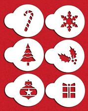 Christmas Cookie Top Stencil by Designer Stencils #C073