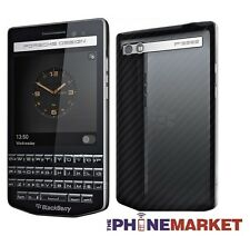 BlackBerry Porsche Design P'9983 - 64GB - Silver Unlocked Sim Free Phone UK SPEC