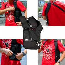 Handbag Travel Hiking Camp Anti-Theft Hidden Mens Underarm Shoulder bag Holster
