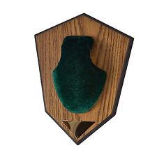 Allen Antler Mounting Kit 562 Green Skull Cover Engravable Plate