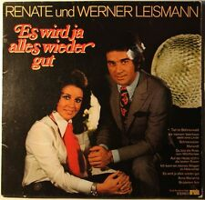 Renate & Werner Leismann 1973 Club Edition LP