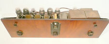 vintage* RCA VICTOR ELECTROLA VE 7-26X:  RADIOLA CHASSIS w/ TUBES & POWER SUPPLY