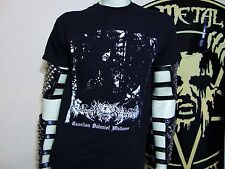 SATANIC WARMASTER.NEW MED SHIRT.BLACK METAL.1349.IMMORTAL.MAYHEM.MARDUK.SARGEIST