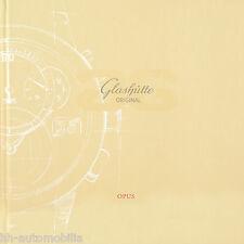 Uhrenkatalog Glashütte Original Opus 3. Aufl 2005 1,14 kg inkl Preisliste 1.7.06