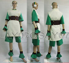 Avatar Toph Beifong cosplay costume Any Size