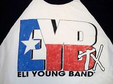 EYB Eli Young Band Texas TX Country  Raglan sleeve tour  Baseball T Shirt XS