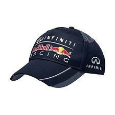 CAP Infiniti Red Bull Racing Teamline Formula One 1 F1 Pepe Curved Peak NEW US