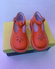 ASTER  BIMBO CHAUSSURES BABIES FILLE POINTURE 25 ORANGE