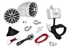 PYLE PLMCA30 MTV/MOTORCYCLE/BOAT Sound Speaker Package Waterproof Package