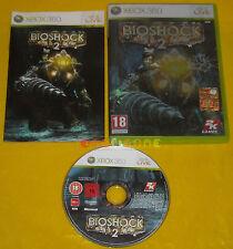 BIOSHOCK 2 XBOX 360 Versione Ufficiale Italiana 1ª Edizione ••••• COMPLETO