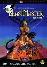 The BeastMaster (1982) - Marc Singer DVD *NEW