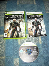 XBOX 360 : ENEMY TERRITORY : QUAKE WARS - Come nuovo! Completo, ITA