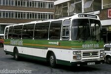Southdown 1324 Victoria Coach Station 1983 Bus Photo
