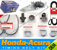 Genuine / Aisin Timing Belt & Water Pump Kit Honda/Acura V6 Factory Parts!