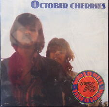 OCTOBER CHERRIES - WORLD HITS '76 SINGAPORE ROCK / PSYCHE EX CONDITION BAAL REC.