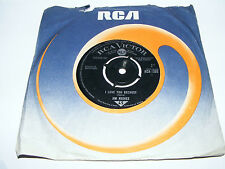 """Jim   Reeves    I   Love  You   Because   /   Anna   Marie    1963   7""""   Vinyl"""