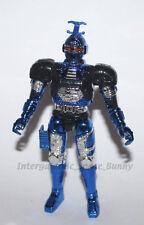 1997 Bandai Beetleborgs Blue Stinger Action Figure (Nice Shape)