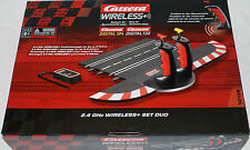 CARRERA WIRELESS DIGITAL1/24  #10109 DUO Set  2.4 GHz 1/32 slot car race track