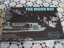 2001 A SPACE ODYSSEY MOON BUS Model Kit Sealed Skill Level 3 2010 MOEBIUS