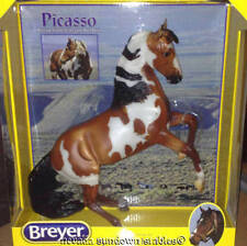 Breyer Model Horses New Paint Mustang Picasso