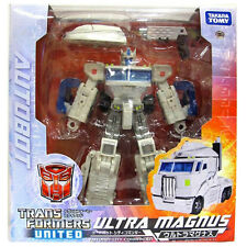 Transformers Takara Henkei United Ultra Magnus Asia Exclusive 100% NEW