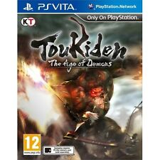 Toukiden The Age Of Demons Game PS Vita Sony PlayStation PS Vita Brand New