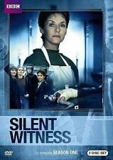 Silent Witness: Season 1, Good DVD, Various, Various