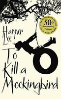 To Kill A Mockingbird: 50th Anniversary Edition By Harper Lee  Brand New