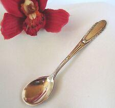 Alter Salzlöffel Salt Spoon 800 er Silber Lutz & Weiss Salz Löffel / Art. mm 271