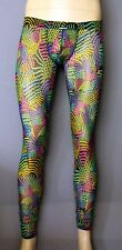 MANSTORE M 550 Tight Leggings Graffiti M L o XL
