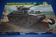 """Italeri 6529 - M4A3E8 Sherman """"Fury""""  scala 1/35"""