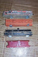 Vintage Wooden Toy Train AA All American Wood Old Antique Set Kid's Primitive