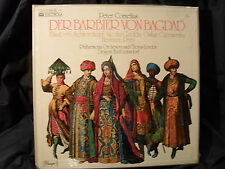 P. Cornelius - Der Barbier von Bagdad / Leinsdorf 2 LP-Box (still sealed)