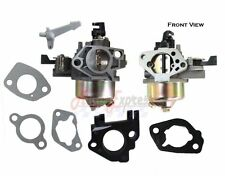HONDA CARBURETOR GX390 GX340 Insulator FREE GASKET KIT and Adjustable Spacer