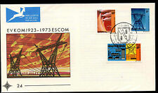 South Africa 1973 Escom FDC First Day Cover #C13656