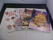 Victoria Magazines Back Issues 1999 Celebrating the Achievements of Women 4 Mags