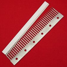 5mm 36 Deckerkamm- transfer comb sockscomb decker Pfaff Passap knitting machine