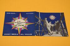 """7"""" 45 (NO LP ) SOLO COPERTINA RAGAZZA DEL CLAN EH GIA' 1°ST ORIG 1965 EX APRIBIL"""