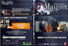 25698// COLLECTION MAIGRET BRUNO CREMER MAIGRET ET LES PETITS COCHONS DVD NEUF