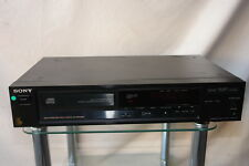 Sony Compact Disc Player CDP-270 CD-Player black CDP270