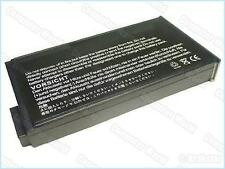 [BR8833] Batterie HP COMPAQ Business Notebook NC8000-DV446P - 4400 mah 14,4v